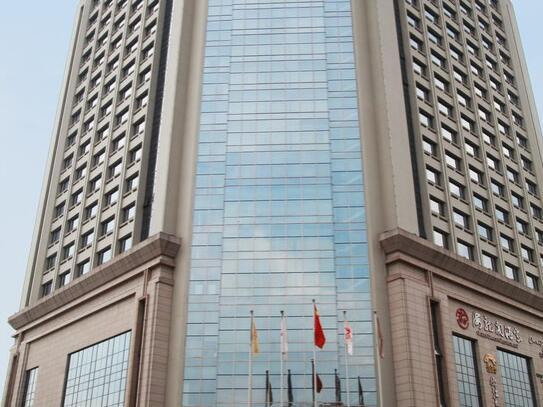 广州卡威尔酒店外观