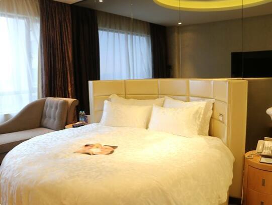 广州卡威尔酒店女生房