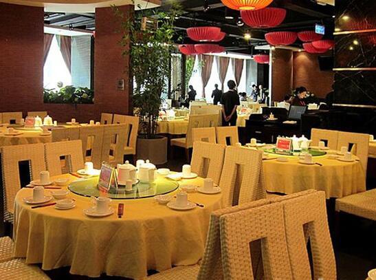 广州凯荣都国际大酒店中餐厅