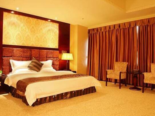 广州凯荣都国际大酒店高级大床房