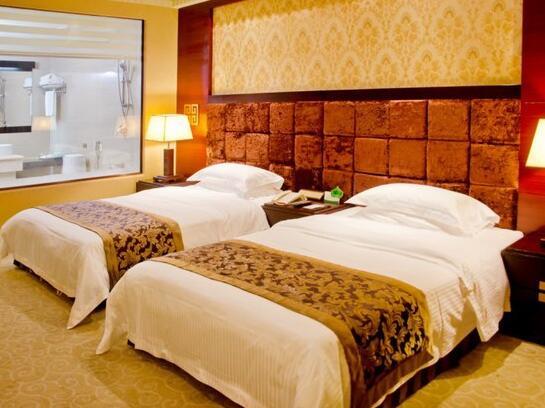 广州凯荣都国际大酒店高级行政双床房
