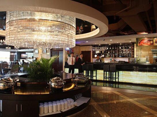 广州凯荣都国际大酒店自助餐厅