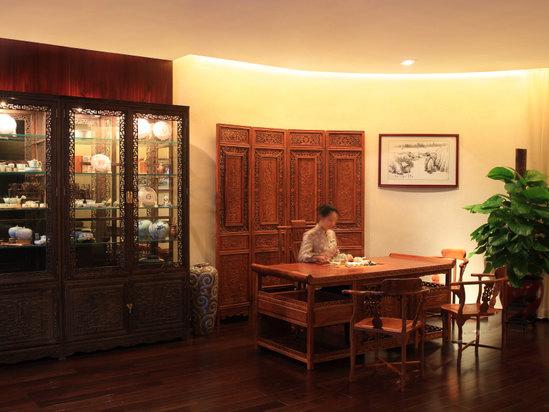 广州云来斯堡酒店茶室
