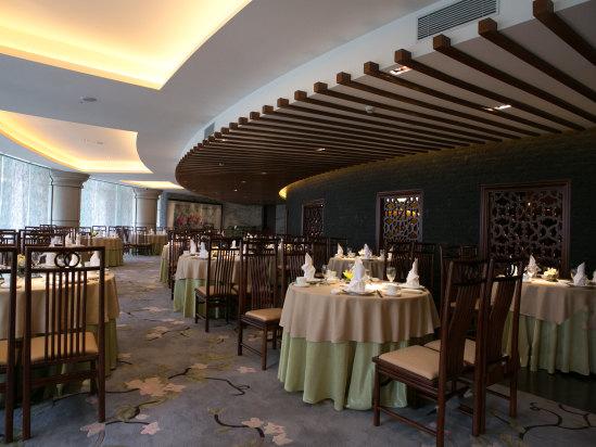 广州云来斯堡酒店中餐大厅