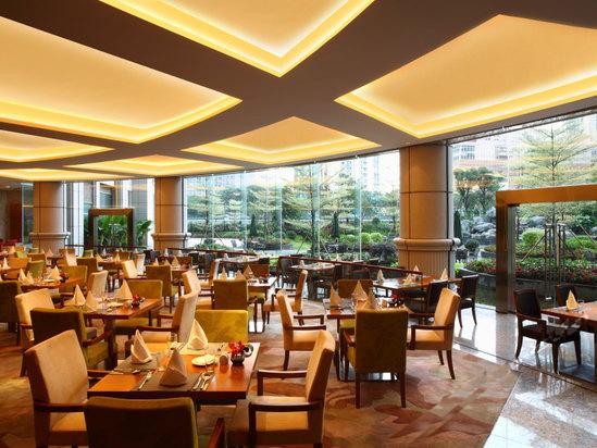 广州云来斯堡酒店自助餐厅