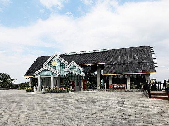 广州番禺莲花山粤海度假酒店外观
