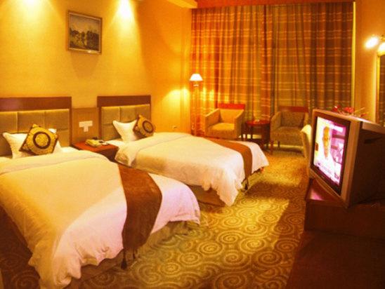 从化清音酒店高级双床房