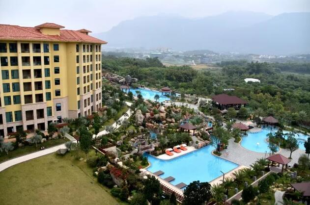 广州白水寨嘉华温泉酒店