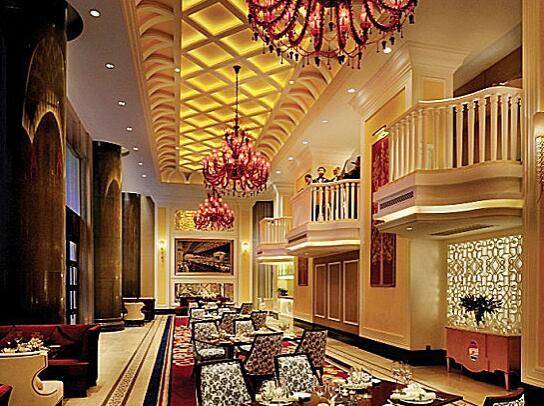 珠海海湾大酒店餐厅