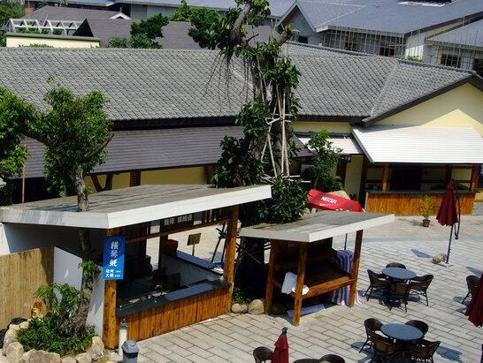 珠海御温泉渡假村烧烤区