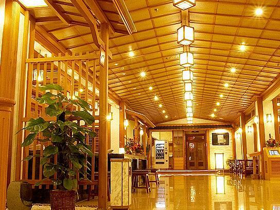 珠海御温泉渡假村大堂