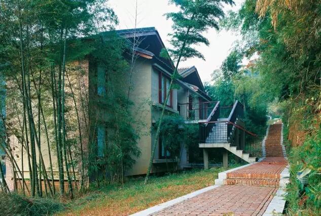 惠州南昆山十字水生态度假村别墅区