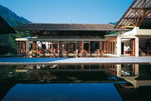 惠州南昆山十字水生态度假村温泉区