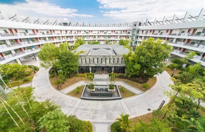 惠州尚天然国际花海温泉小镇