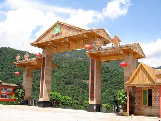 惠州南昆山三寨谷度假村