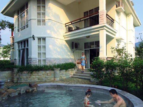 惠州南昆山温泉大观园豪华8房别墅