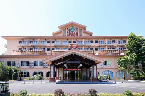 惠州南昆山温泉大观园亲子酒店
