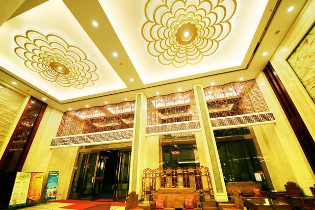 惠州南昆山温泉大观园养生酒店大堂