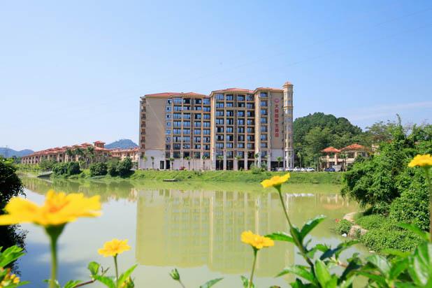 惠州南昆山温泉大观园养生酒店