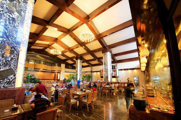 惠州南昆山温泉大观园西餐厅