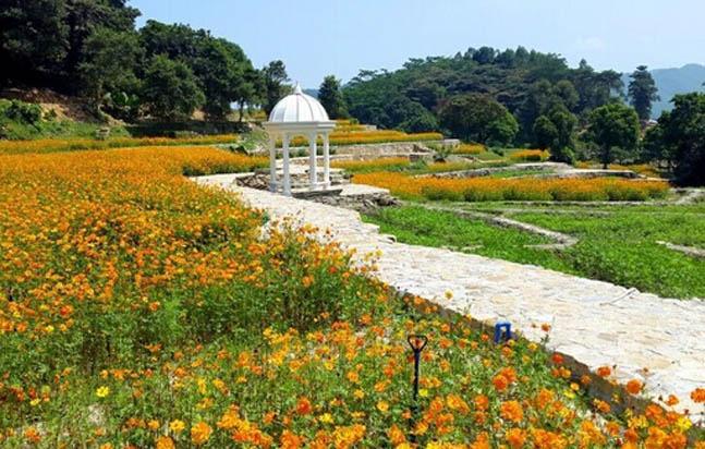 惠州南昆山温泉大观园花果园