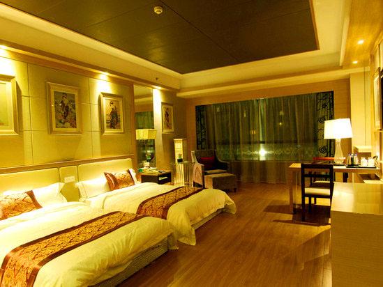 2折【河源叶园温泉度假酒店】河源叶园温泉度假酒店是一家度假型酒店图片