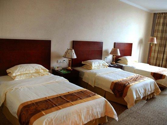 清远聚龙湾天然温泉度假村贵宾楼高级三人房