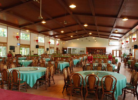 清远聚龙湾天然温泉度假村农家乐餐厅