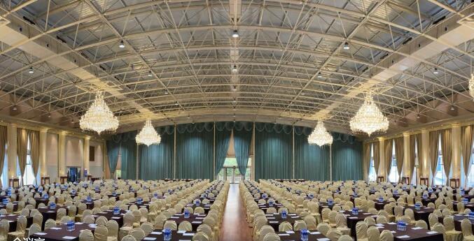 清远聚龙湾天然温泉度假村会议室