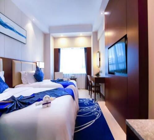 海口香江国际温泉大酒店高级精品双床房