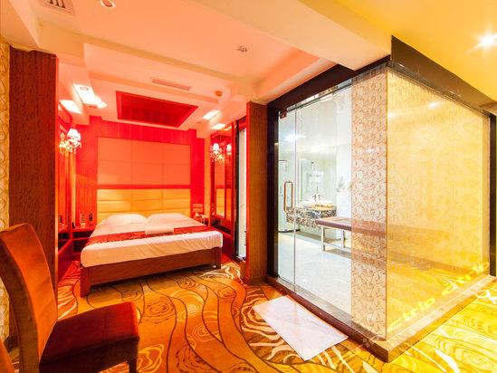海口香江国际温泉大酒店水疗理疗室