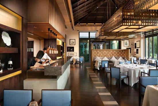 海南雅居乐莱佛士酒店餐厅