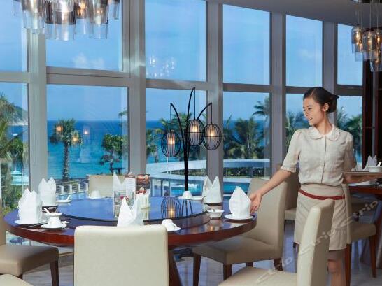 三亚亚龙湾君澜度假酒店(原假日度假酒店)餐厅