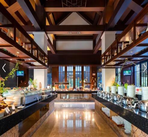 海南香水湾君澜度假酒店自助餐厅