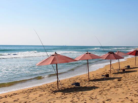 海南香水湾君澜度假酒店沙滩