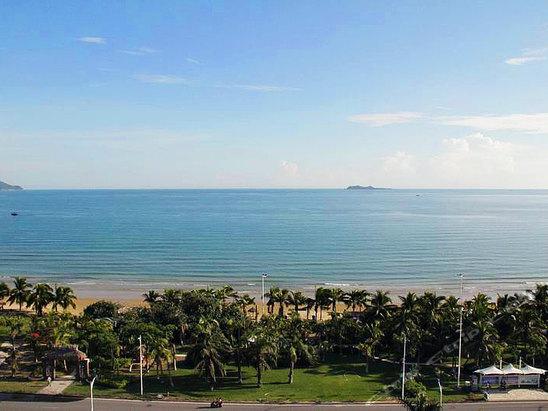 三亚辰光克拉码头酒店沙滩