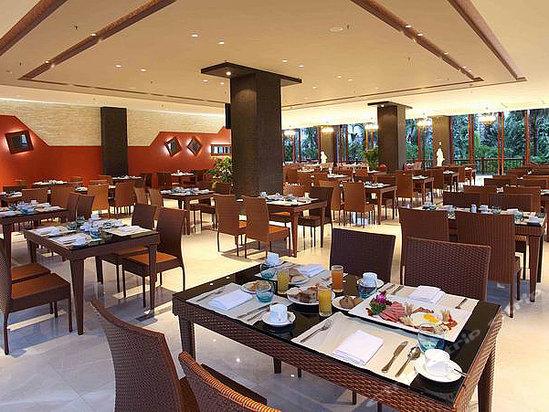 三亚辰光克拉码头酒店西餐厅