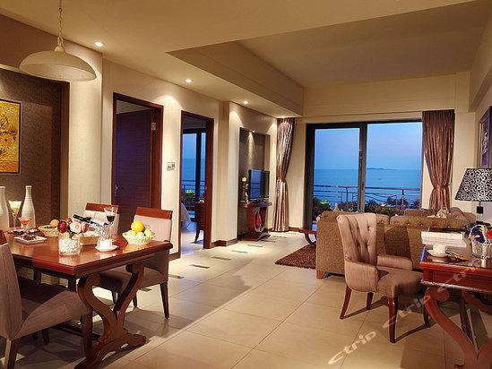 三亚辰光克拉码头酒店家庭海景套房