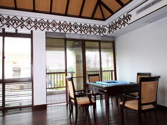三亚南田温泉好汉坡国际度假酒店棋牌室