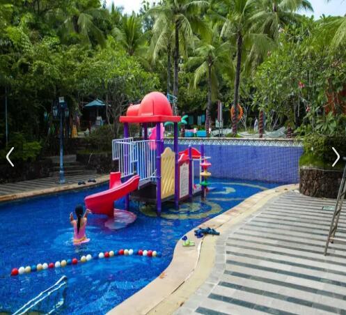 三亚南田温泉好汉坡国际度假酒店儿童乐园