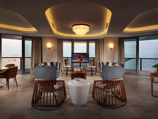 三亚凤凰岛度假酒店全海景房
