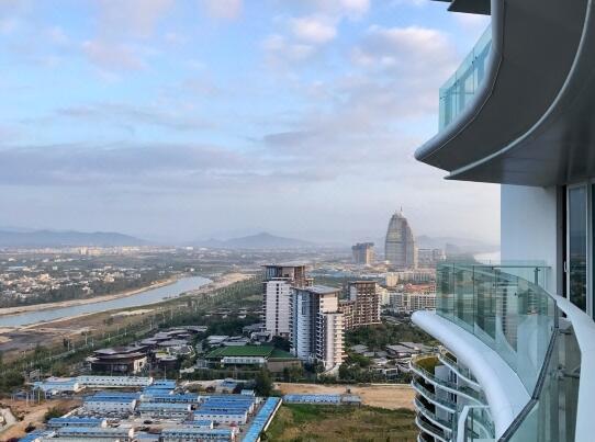 三亚海棠湾红树林度假酒店瞭望远景
