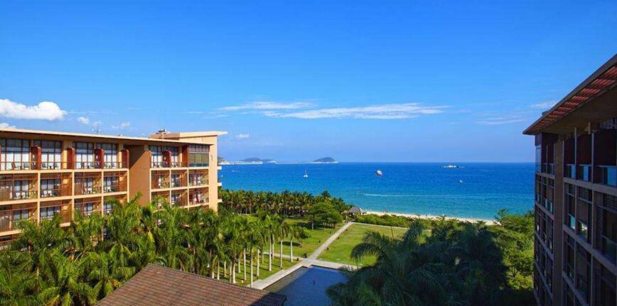 三亚海棠湾红树林度假酒店景区
