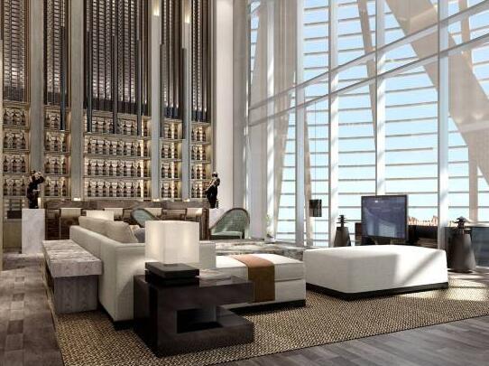 三亚海棠湾红树林度假酒店大堂吧