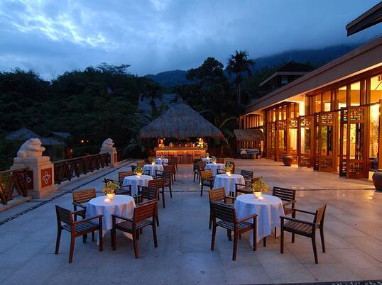 海南七仙岭君澜度假酒店餐厅