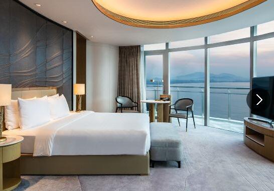 三亚亚特兰蒂斯酒店豪华套房