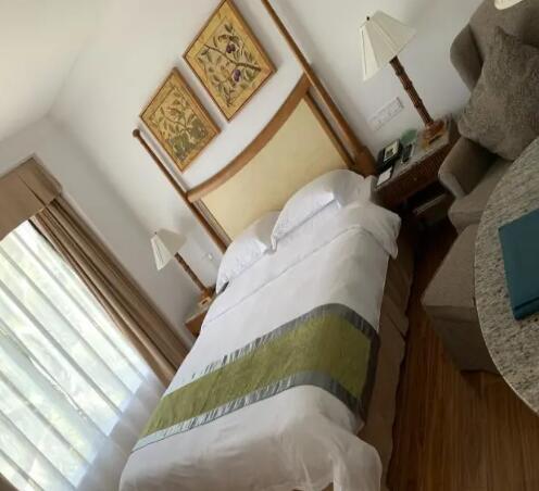 琼海博鳌亚洲论坛金海岸温泉大酒店双卧室套房