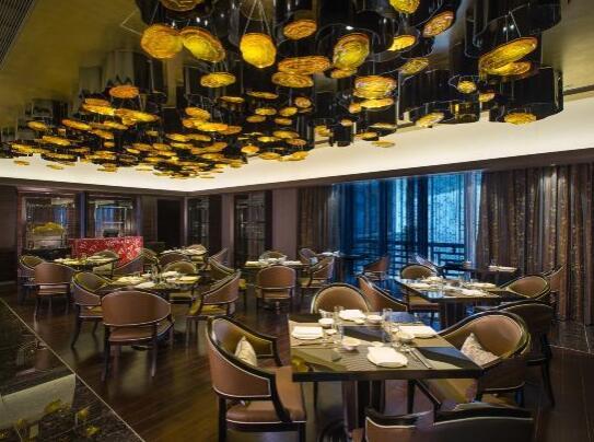 北京海湾半山温泉酒店餐厅