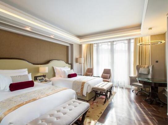 北京海湾半山温泉酒店双床房