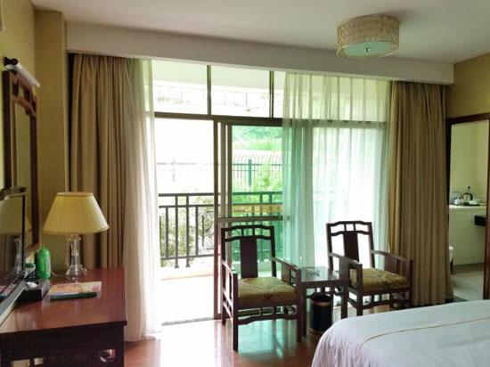广州增城高滩温泉度假酒店豪华单人房